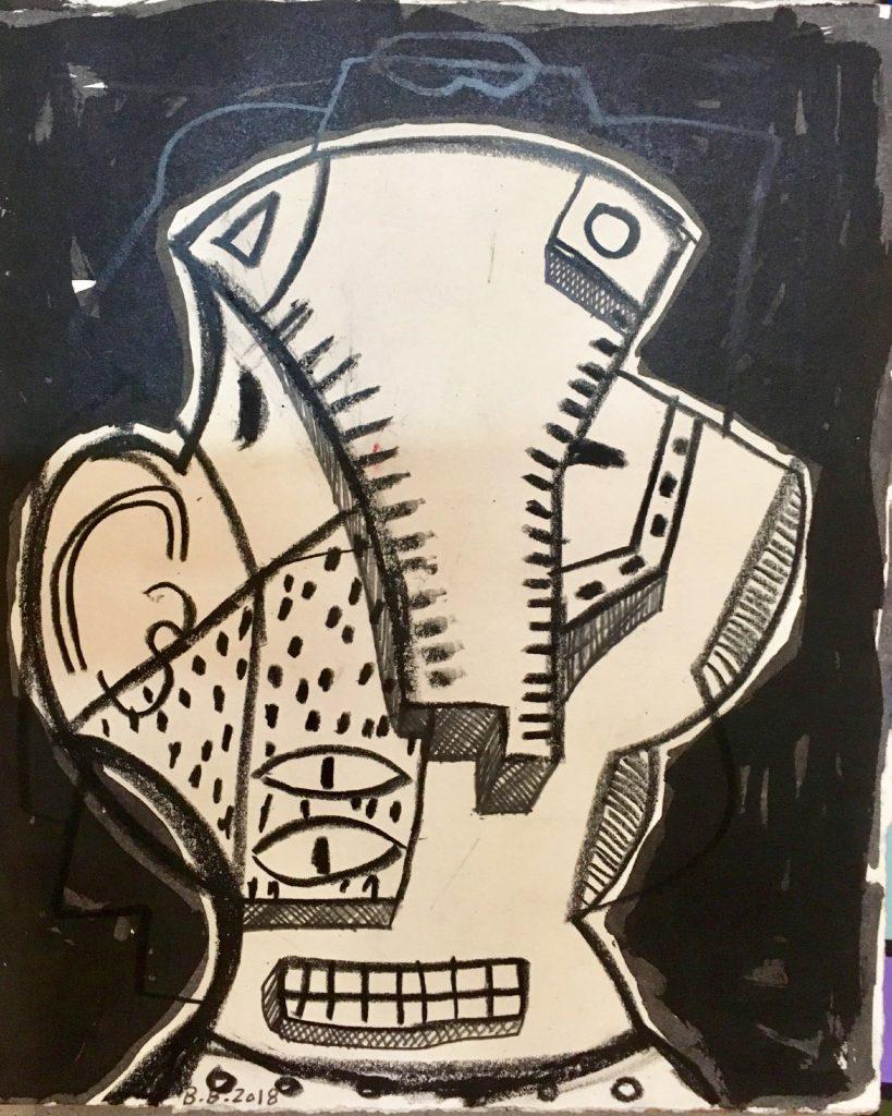cuando pablo conoció el arte africano